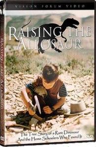 Raising the Allosaur